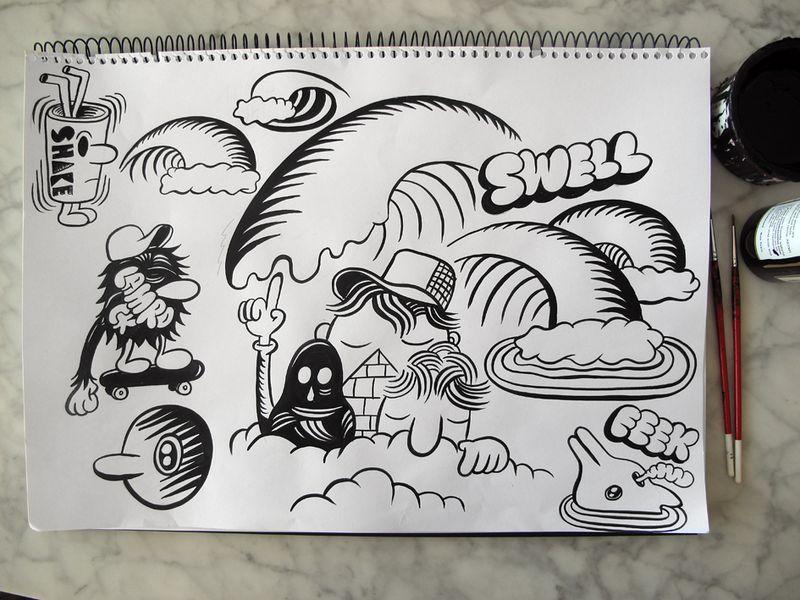 Ink&brush2
