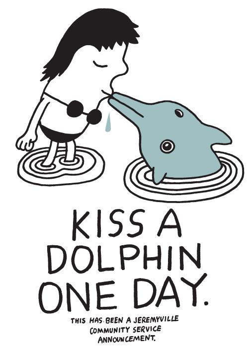 KissADolphin