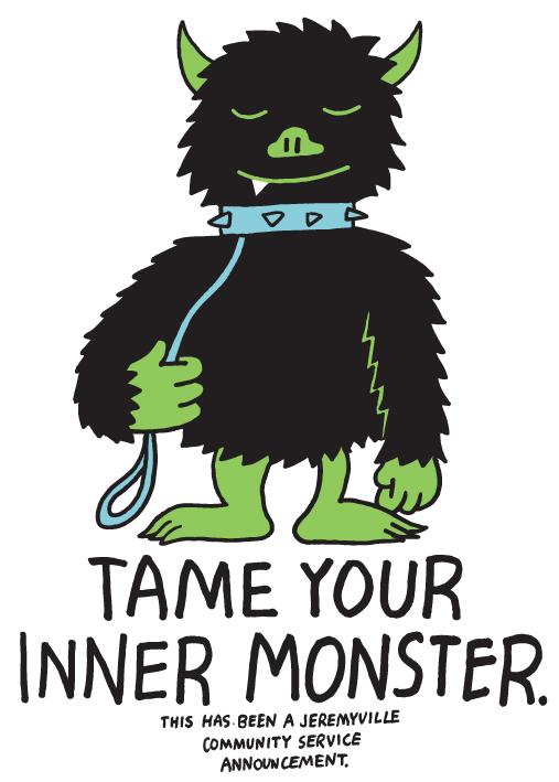 TameYourInnerMonster