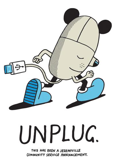 400_Unplug