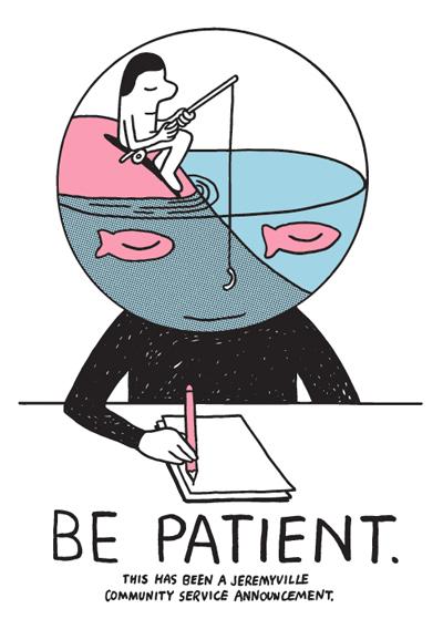 400_BePatient